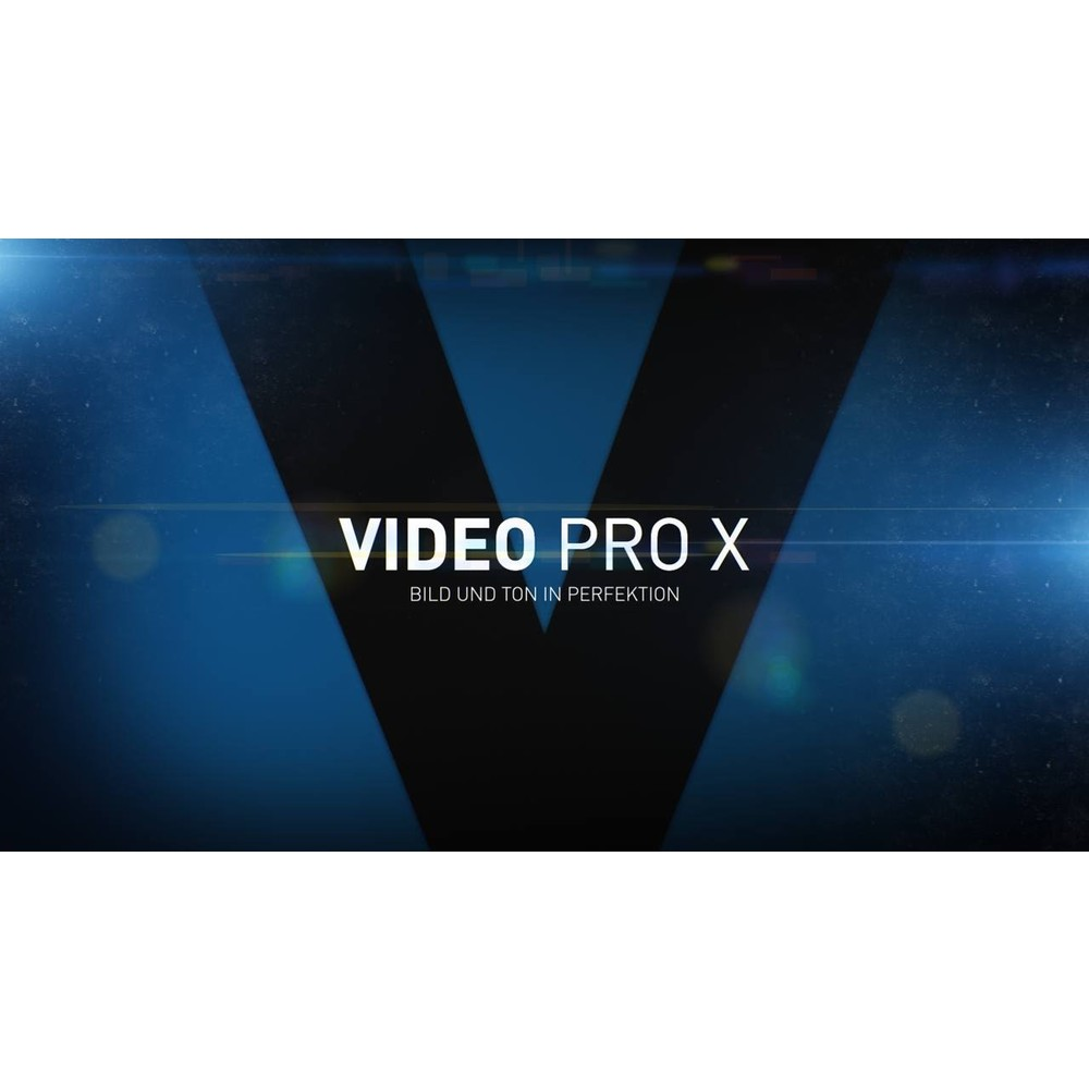 Act Key/Magix Video Pro X/DE/WIN