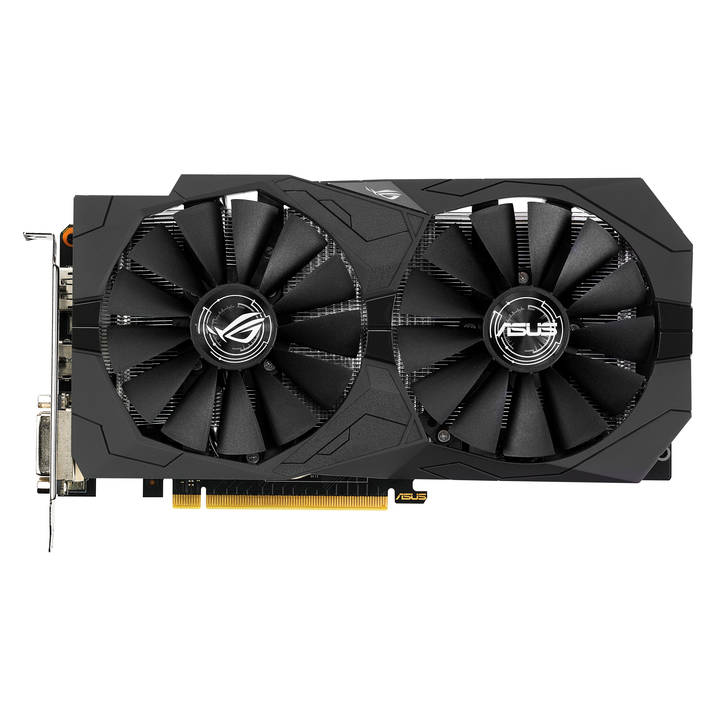 ASUS STRIX GTX1050 Ti 4G GAMING GeForce