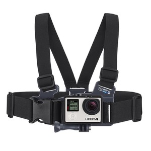 GOPRO Junior Chesty Brustgurt-Halterung Black