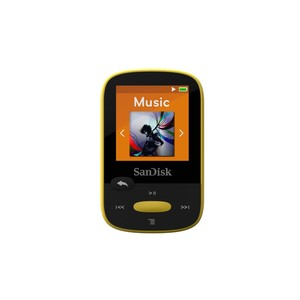 SANDISK MP3-Player Clip Sport 8GB Yellow