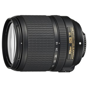 NIKON Nikkor DX 18 mm -140 mm f/3.5 - 5.6