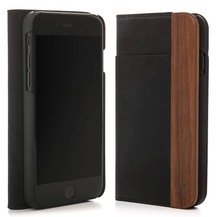 WOODCESSORIES Book Cover EcoWallet 0683