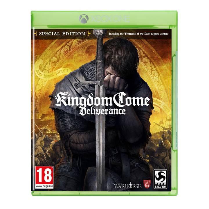 Kingdom Come: Deliverance - Special Edition (DE/FR/EN)