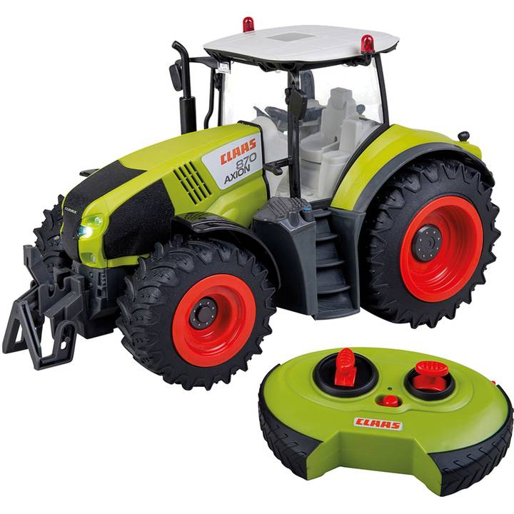 HAPPY PEOPLE trattore agricolo Claas Axion 870
