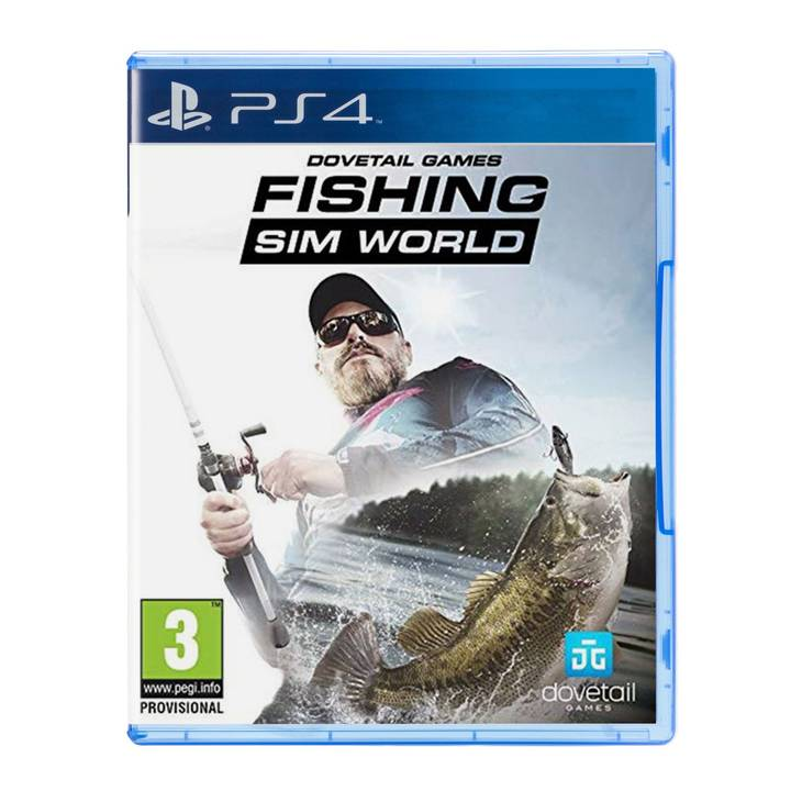 Fishing Sim World