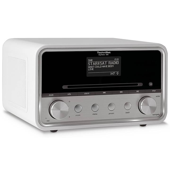 TECHNISAT Digitradio 580 White