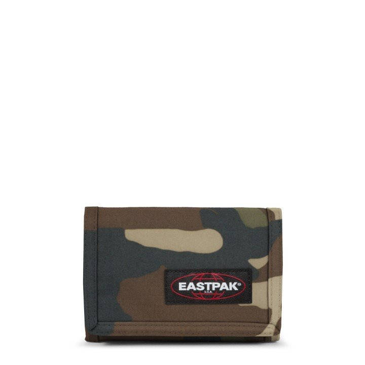 EASTPAK Portemonnaie Crew Single Camouflage