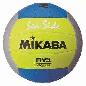 MIKASA Beachvolleyball Sea Side Grösse 5