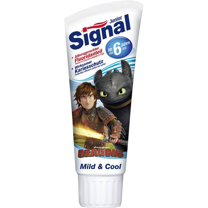 Signal Zahnpaste Junior 75 ml
