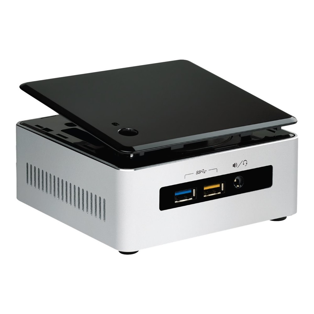 INTEL NUC Kit NUC5I7RYH Mini-PC, i7, Silver