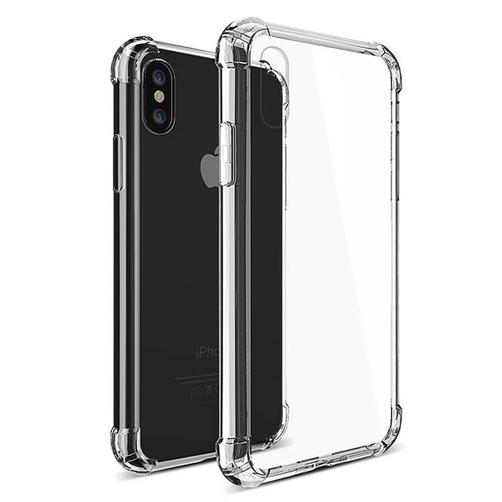 EG FLOVEME Backcover per Apple iPhone XR - Trasparente