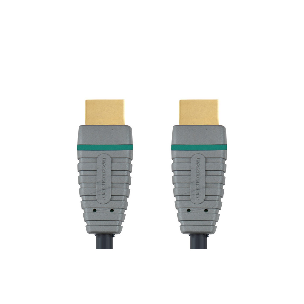 BANDRIDGE High-Speed-HDMI-Kabel mit Ethernet 3m