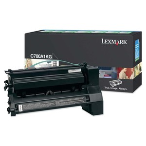 Lexmark Toner Return, black