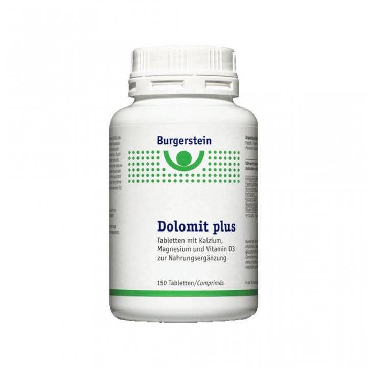 Burgerstein Dolomit plus Tabletten 150 S