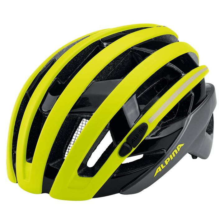 Alpina Campiglio Helm be visible (with