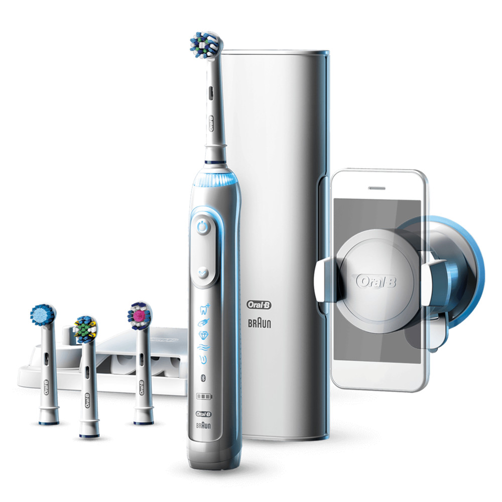 ORAL-B Genius 9000 White CH-Edition