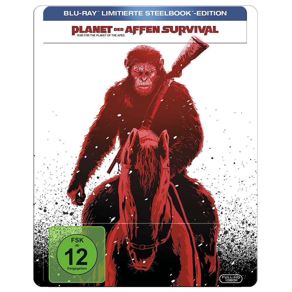Planet der Affen: Survival Steelbook (Version D)