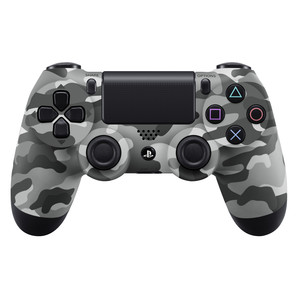 PLAYSTATION 4 Wireless DualShock Controller Camouflage