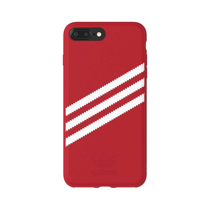 Adidas Moulded Case SUEDE rot für iPhone