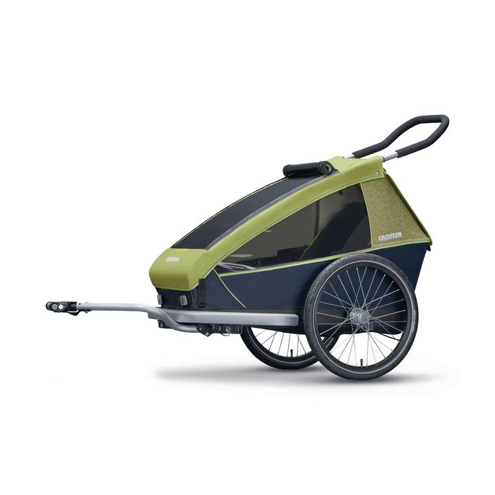 Croozer Anhänger Kid for 1 Lemon Green