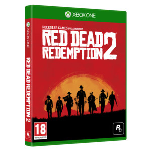 MICROSOFT Red Dead 2 Redemption XboxOne FR