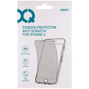 XQISIT Anti-Scratch Screen Protector