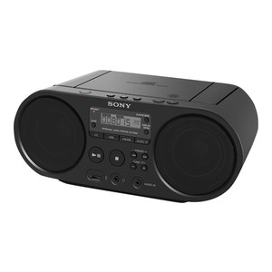 SONY Boombox ZS-PS50 Black