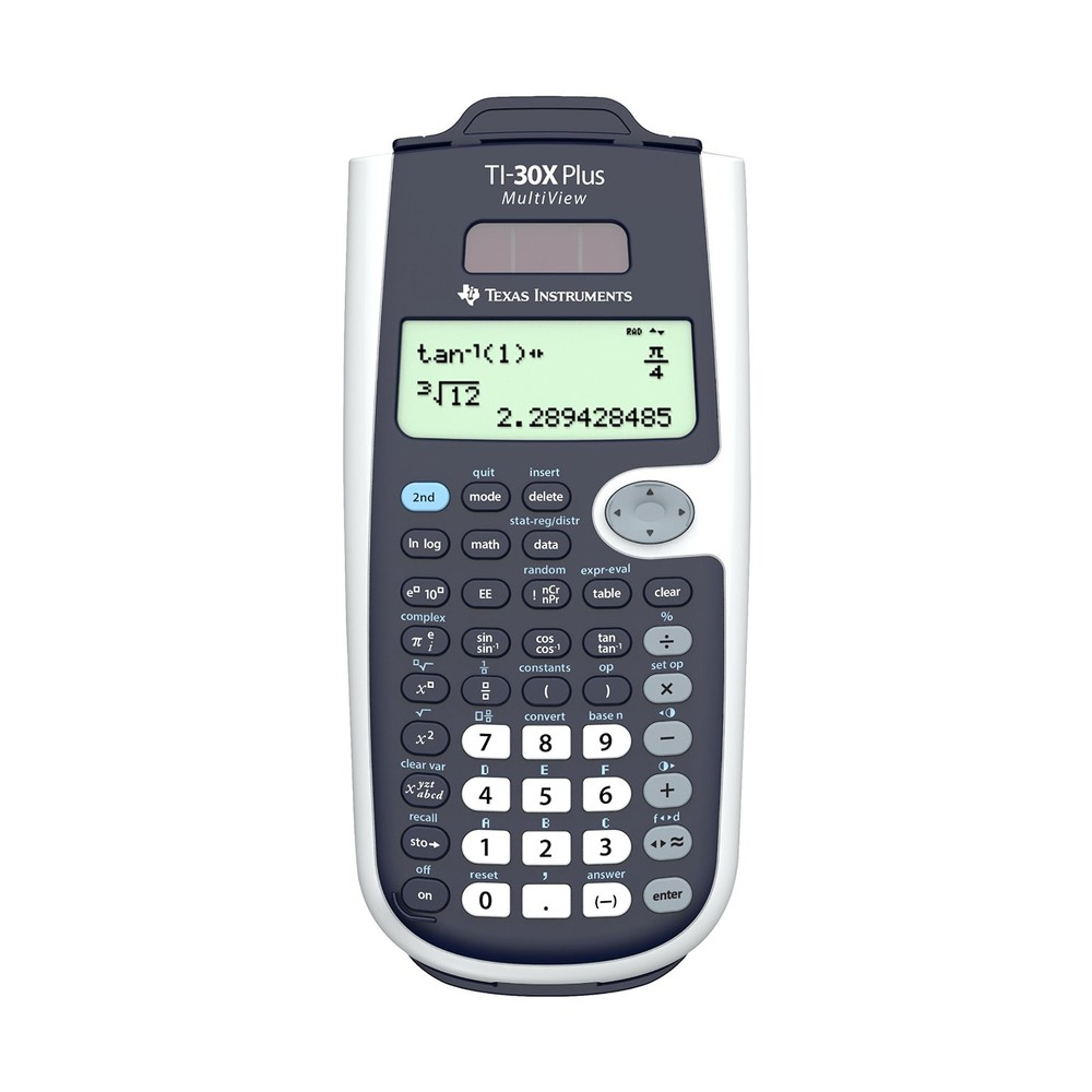 TEXAS INSTRUMENTS TI-30X Plus MultiView