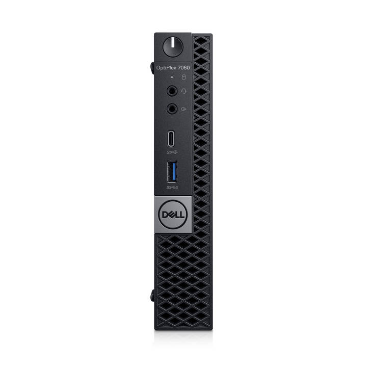 DELL OptiPlex 7060 - Micro - Core i7 8700T 2.4 GHz - 16 Go - 256 Go