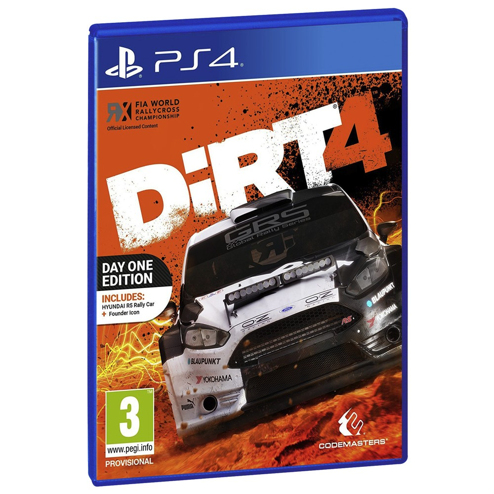 Dirt 4- Day One Edition