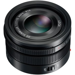 PANASONIC DSLM 15mm f/1.7 Asph.