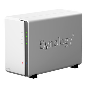 SYNOLOGY Disk Station DS216j 8 TB