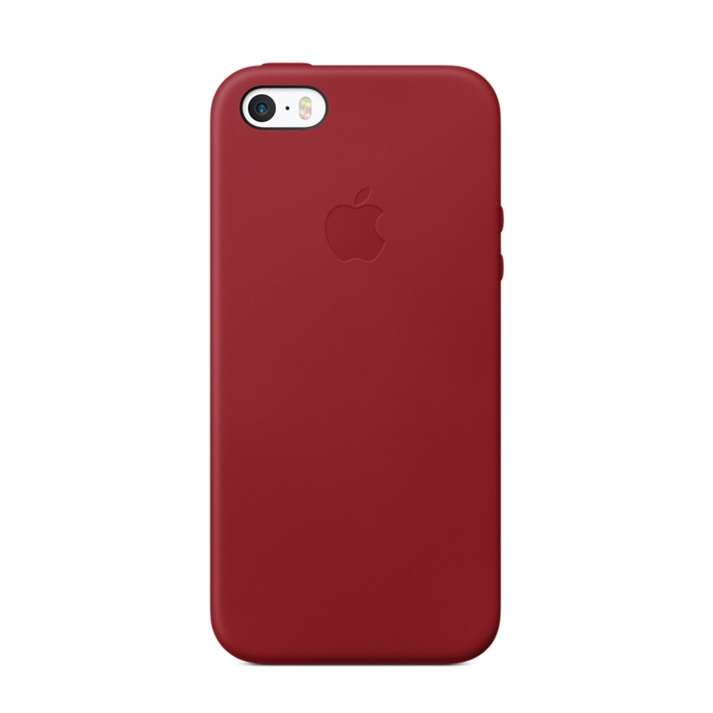 APPLE iPhone SE Leather Case - (PRODUCT)
