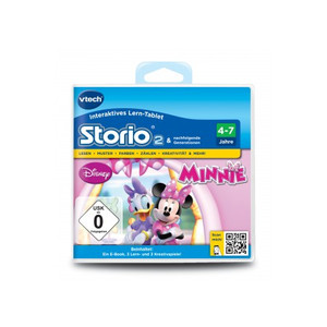 VTECH Storio 2 Lernspiel: Minnies Boutique