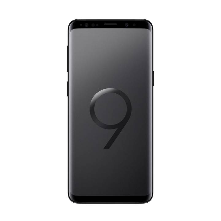 samsung galaxy s9 64 gb dual sim midnight black. Black Bedroom Furniture Sets. Home Design Ideas
