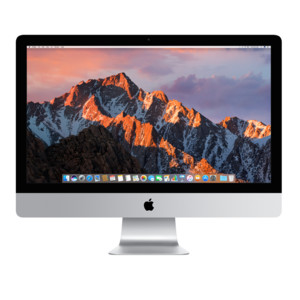 "APPLE iMac Retina 5K 27"", i5 3.4 GHz, 8GB, 1TB"