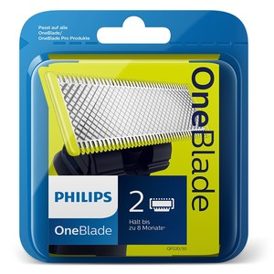 PHILIPS OneBlade QP210/50 2er