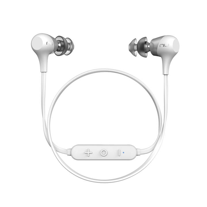 OPTOMA NuForce BE2, White