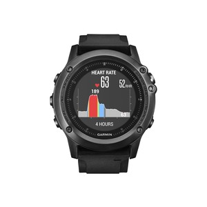 GARMIN Fenix 3 Saphir HR Grey