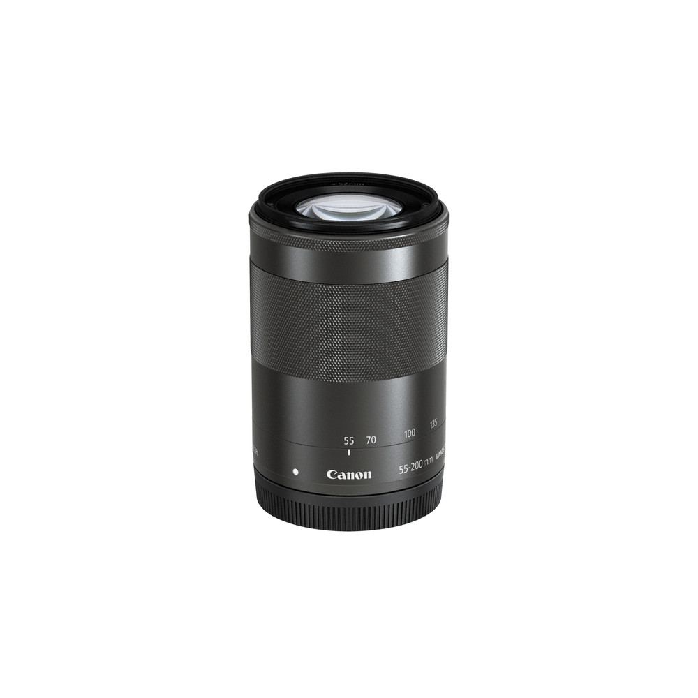 CANON EF-M 55 - 200 mm f/4,5 - 6,3 IS STM