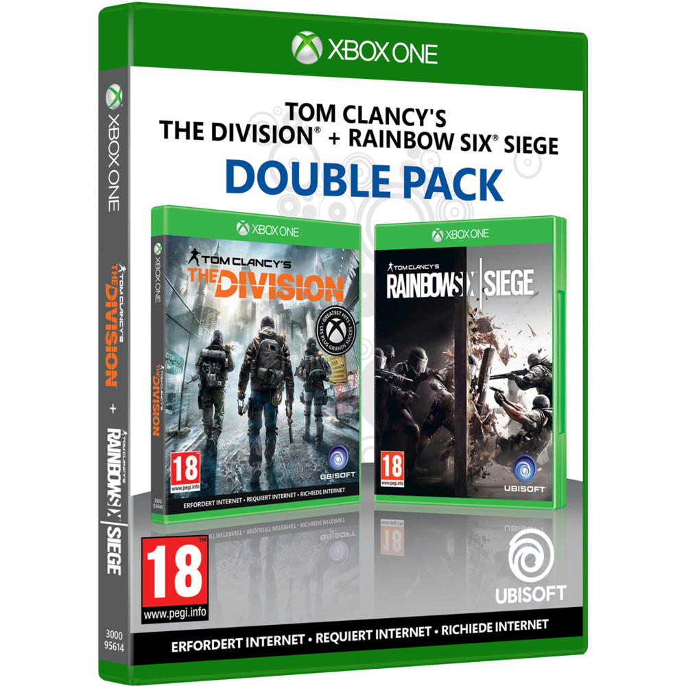 Tom Clancy's Rainbow Six + The Division (Version DFI)