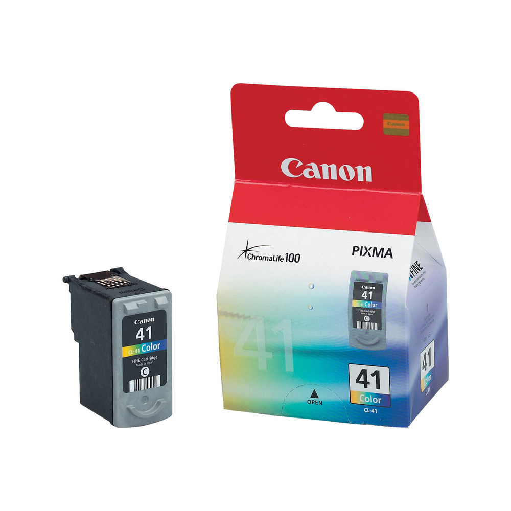 CL-41 Color Ink Tank, Cyan / Magenta / Y