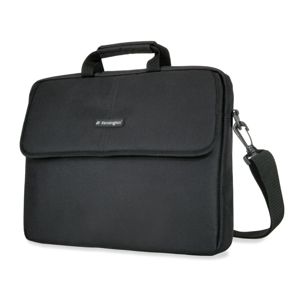 Kensington SP17, Briefcase, Black, Polye