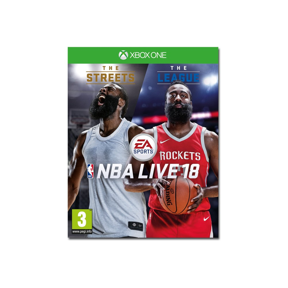 EA NBA LIVE 18 THE ONE EDITION XBOX ONE,