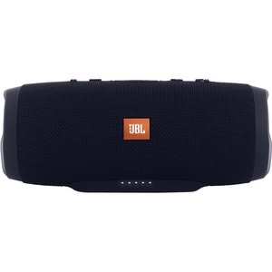JBL Bluetooth Lautsprecher Charge 3 Black