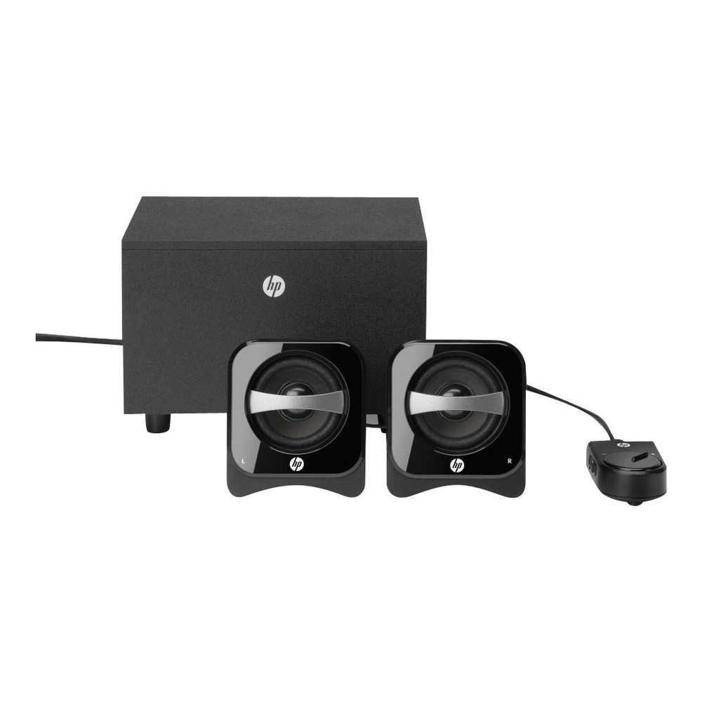 HP 2.1 Compact Speaker System