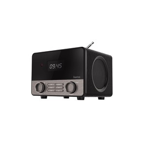 HAMA Digitalradio DR1600BT Black