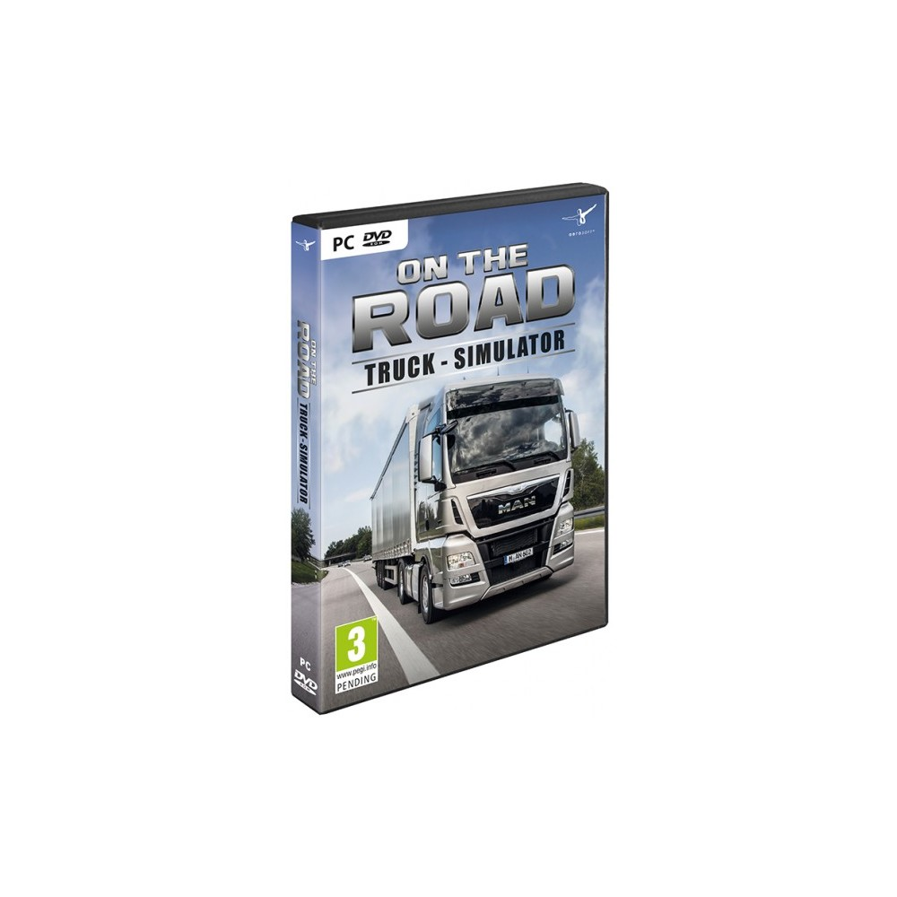 Truck Simulator - On the Road