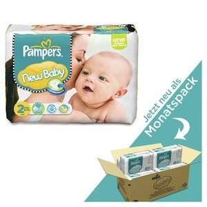 PAMPERS New Baby Premium Protection Gr. 2