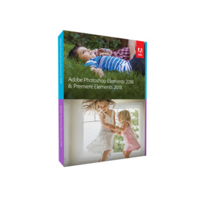 ADOBE Photoshop Elements 2018 & Premiere Elements 2018 DE